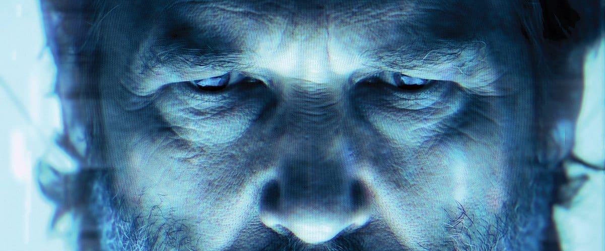 """TRON: LEGACY""  Film Frame  Jeff Bridges    ©Disney Enterprises, Inc.  All Rights Reserved."