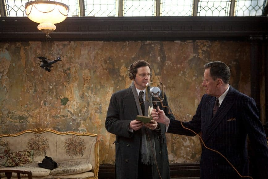 the kings speech essay I recently went to see the new film the king's speech  this essay has been  provided to the huffington post courtesy of michael palin and.
