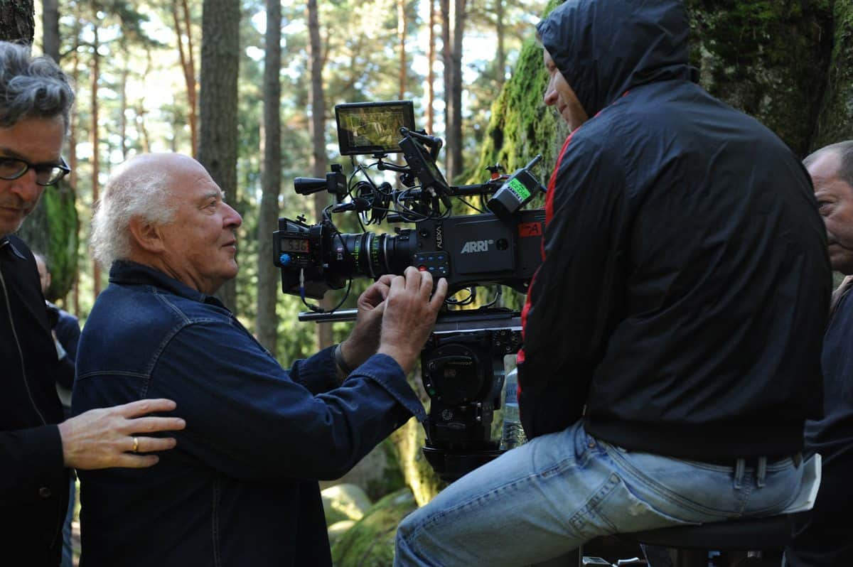 "Drehtag 21 Produktion : ""LUDWIG II"" Regie: Peter Sehr und Marie Noelle DOP: Christian Berger  Foto: Stefan Falke"