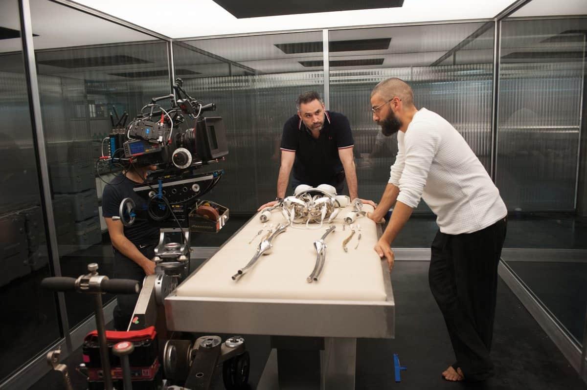 Barry Ackroyd BSC / Jason Bourne - British Cinematographer