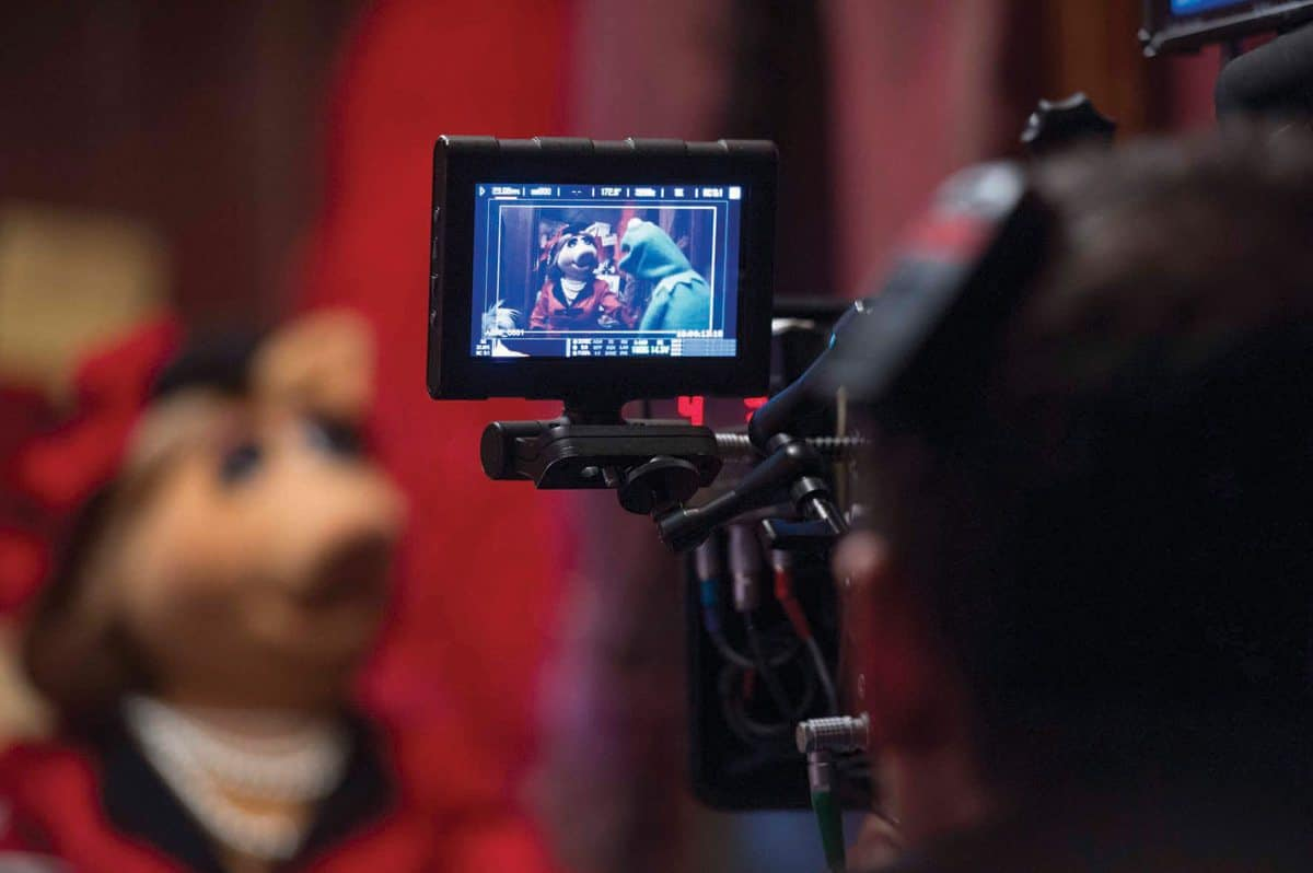 """MUPPETS MOST WANTED"" Press Day. ©2013 Disney Enterprises, Inc. All Rights Reserved."