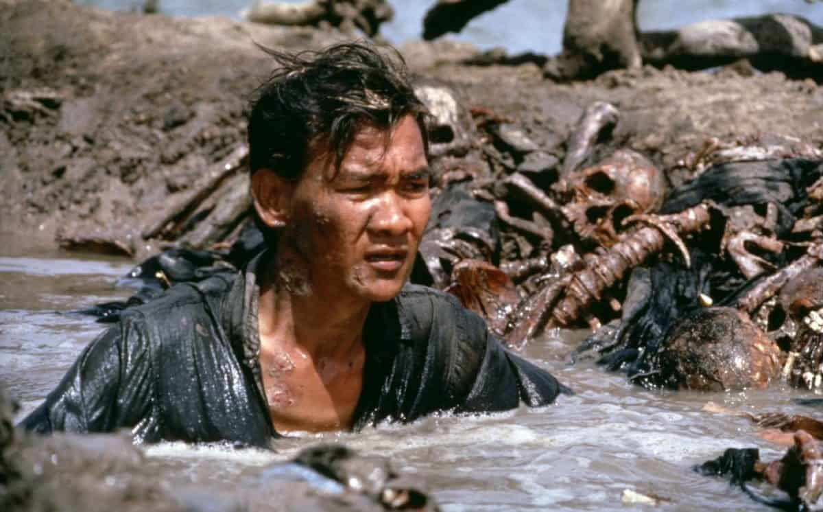 """Processing power ... The killing Fields (1984) was one of the first films to use the """"bleach by-pass"""" procedure"""