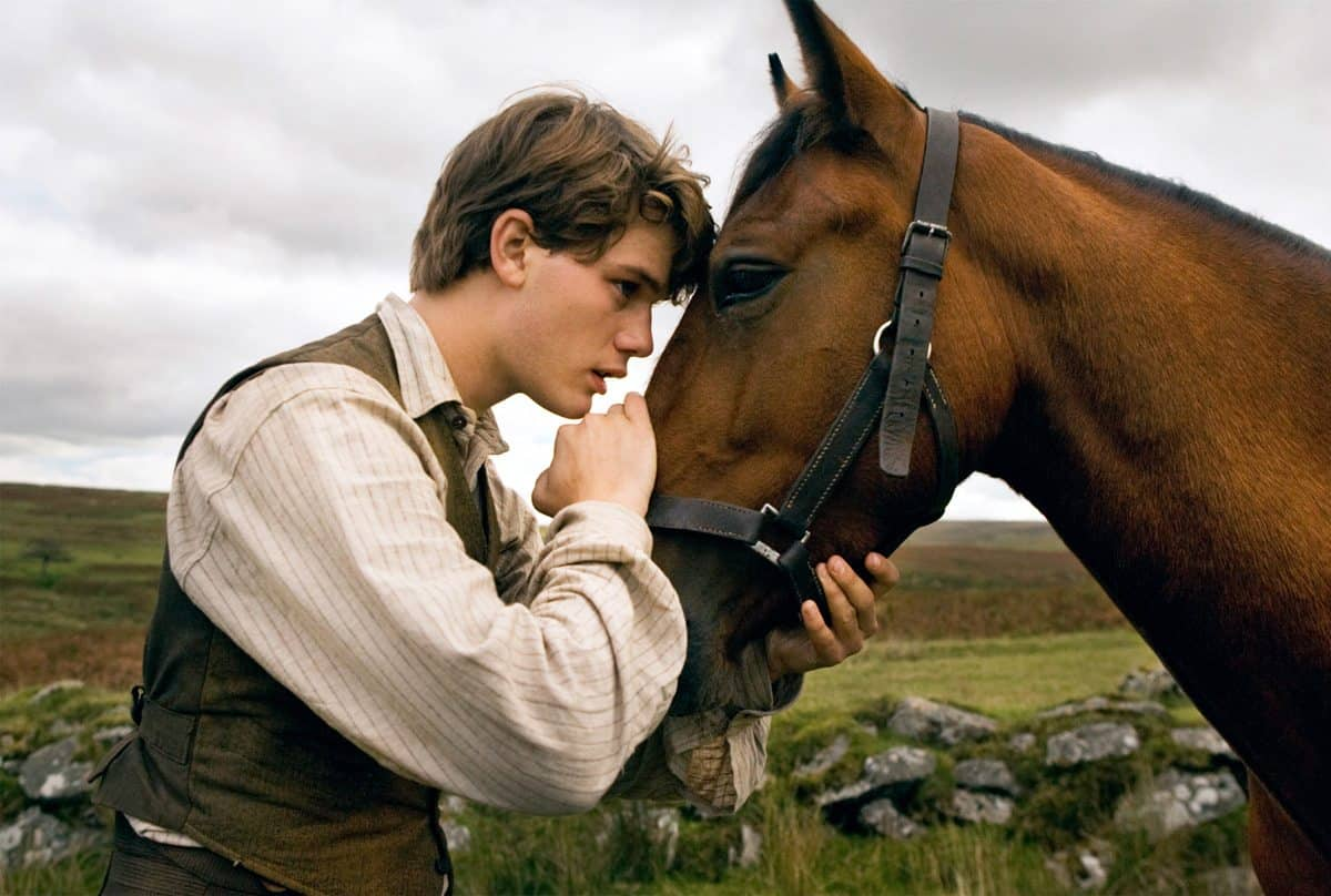 Low point ... War Horse (2011) was the very last film that Deluxe processed in the UK