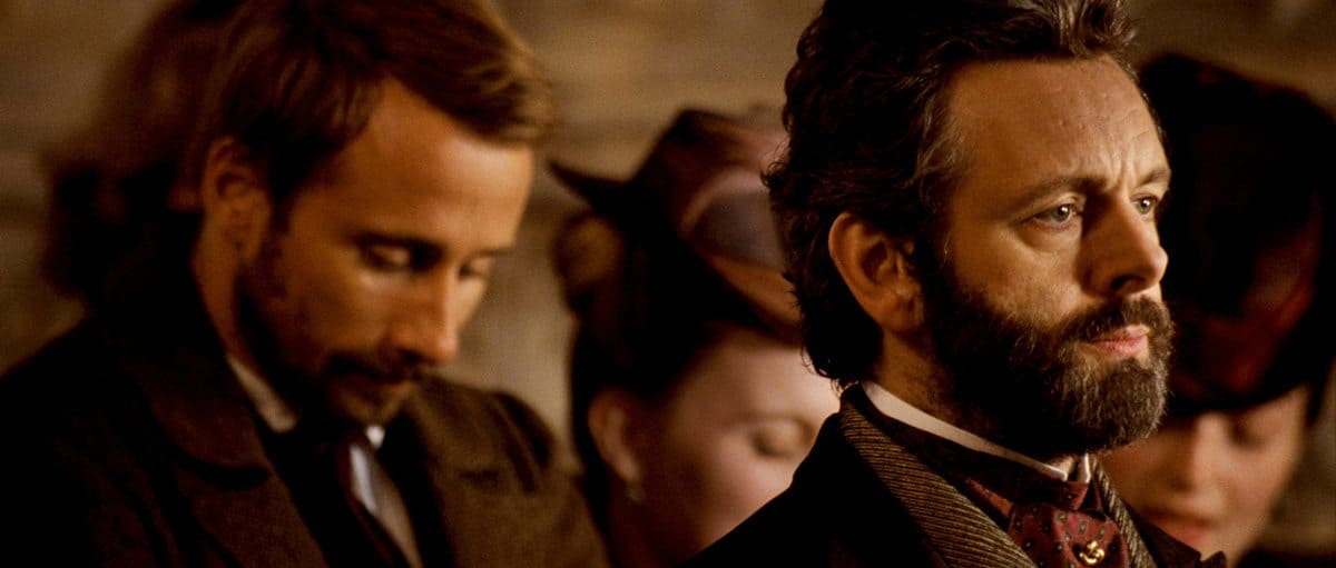 "Michael Sheen as ""William"" in FAR FROM THE MADDING CROWD. Photos courtesy of Fox Searchlight Pictures.  © 2014 Twentieth Century Fox Film Corporation All Rights Reserved"