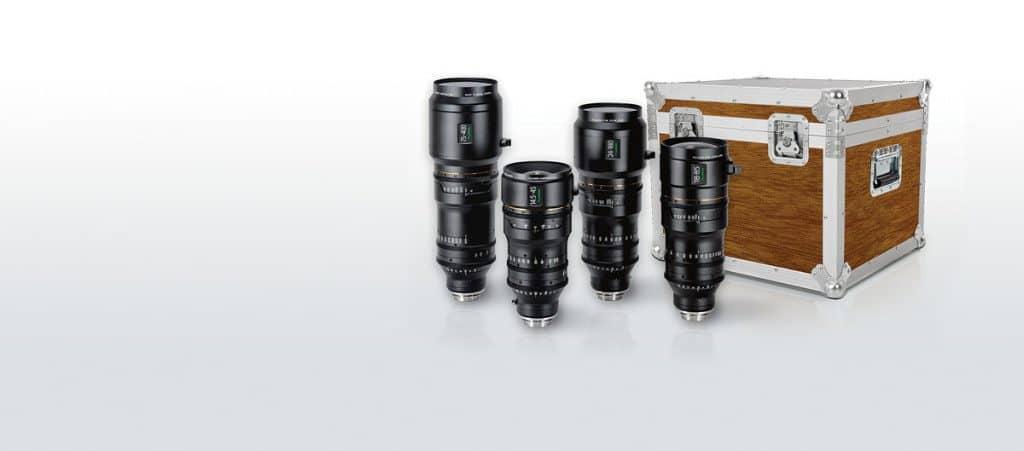 16 fujinon lenses