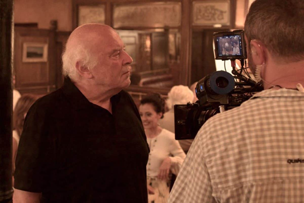16 BTS DoP Christian Berger with camera operator Gerald Helf