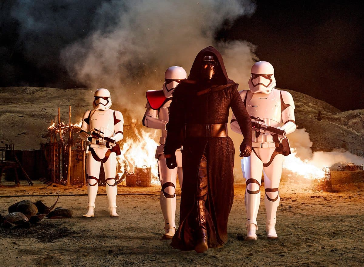 Processed... I-dailies has provided lab services for a host of movies including <em>Star Wars: The Force Awakens</em>, <em>007 SPECTRE</em>, <em>Cinderella</em> and <em>Jimmy's Hall</em>.