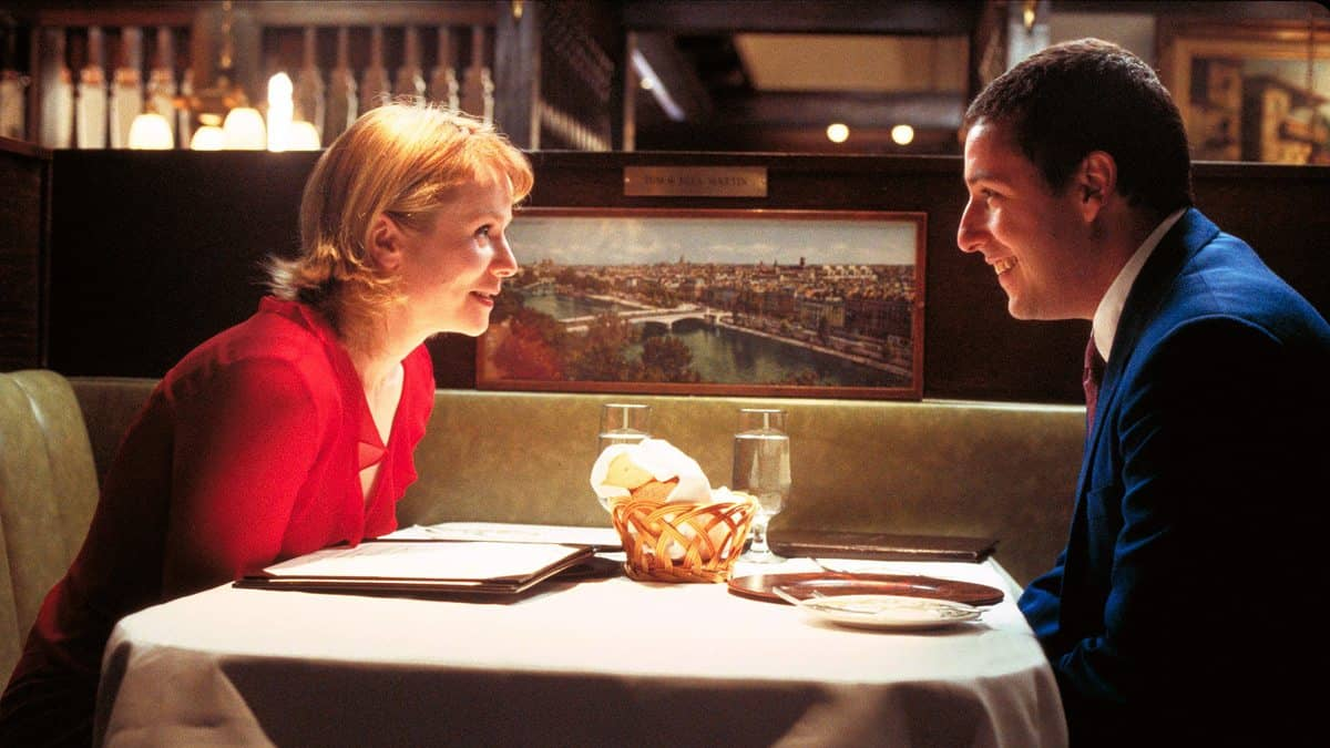 DP favourite... <em>Punch Drunk Love</em> (2002) by Robert Elswit ASC