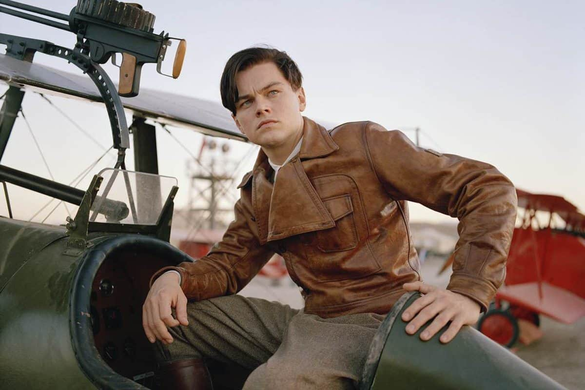 DP favourite... <em>The Aviator</em> (2004) by Robert Richardson