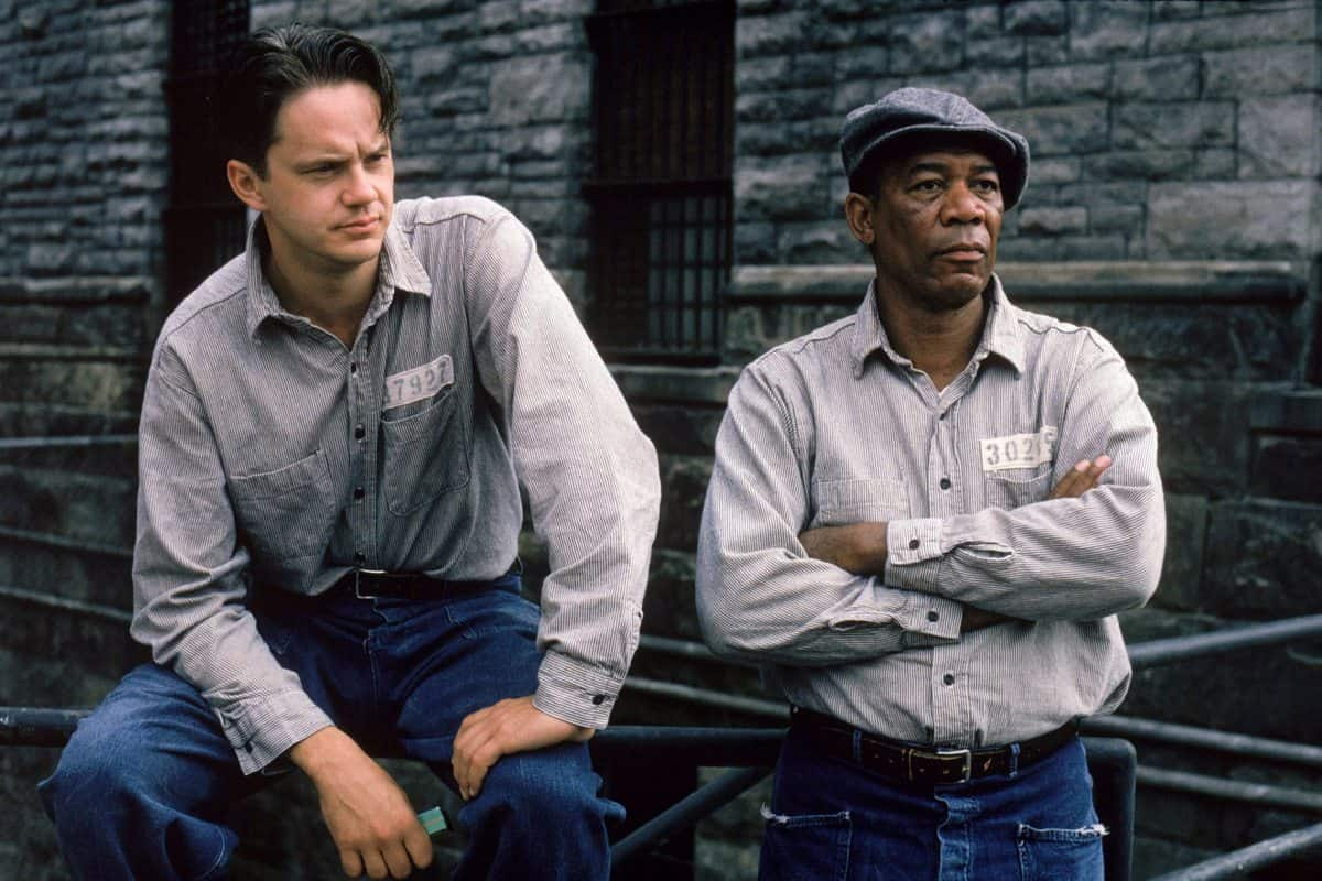 DP favourite... <em>The Shawshank Redemption</em> (1994) by Roger Deakins CBE BSC ASC