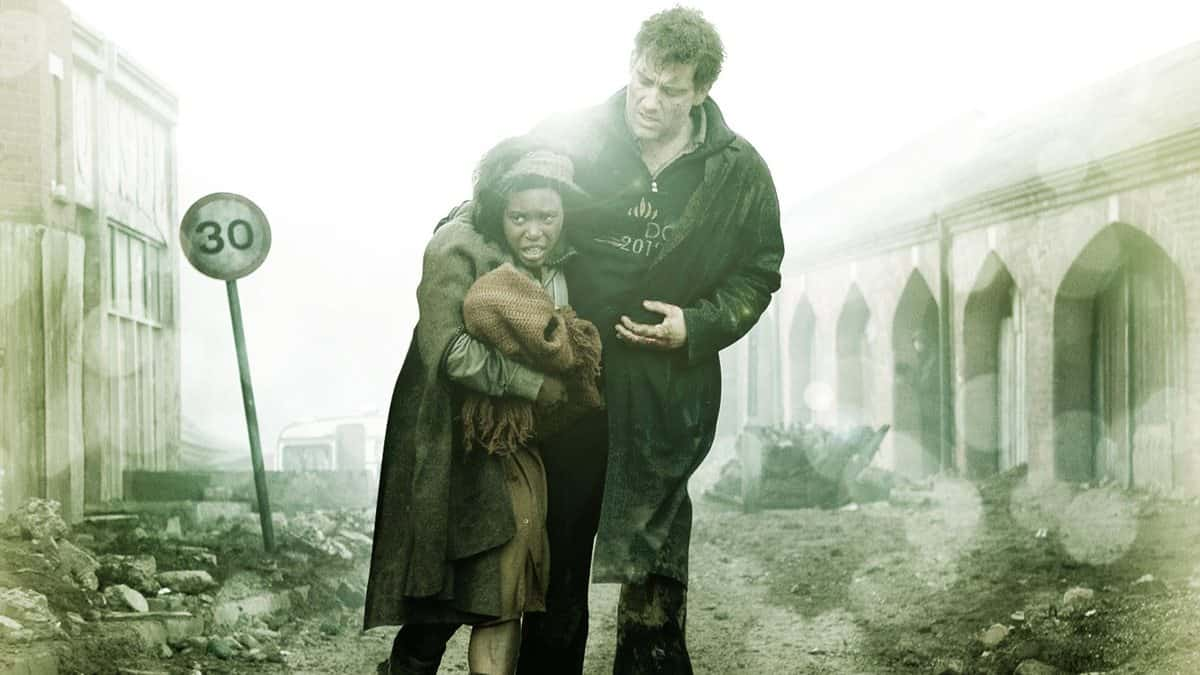 DP favourite... <em>Children Of Men</em> (2006) by Emmanuel Lubezki AMC ASC
