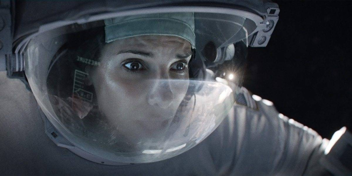 DP favourite... <em>Gravity</em> (2013) by Emmanuel Lubezki AMC ASC