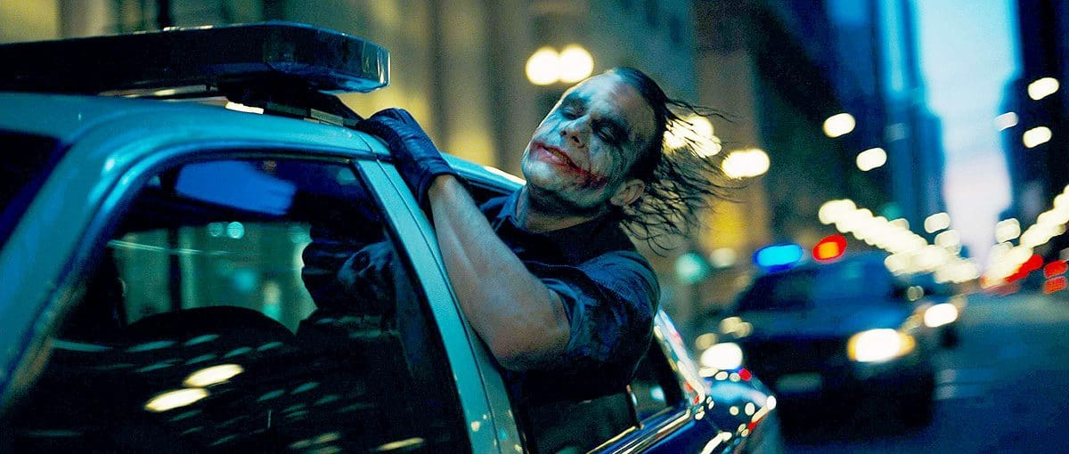 DP favourite... <em>The Dark Knight</em> (2008) by Wally Pfister ASC