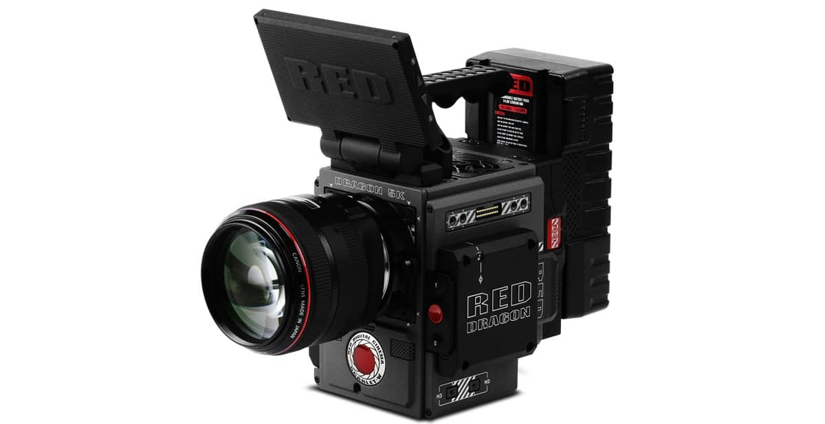 RED SCARLET-W 5K