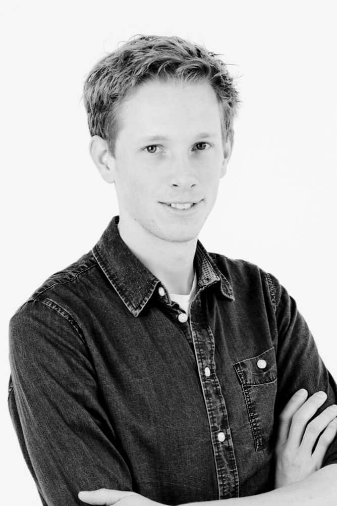 R&D engineer, Koen Gerrits