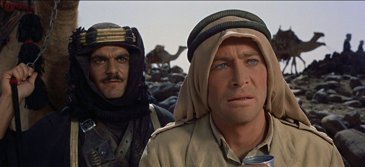 Lawrence Of Arabia (1962, DP Freddie Young BSC)
