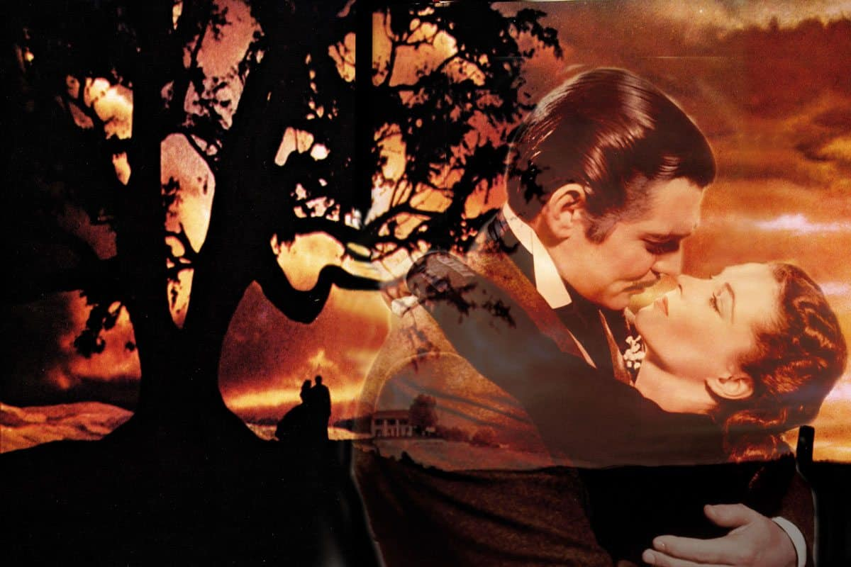 <em>Gone With The Wind</em>, 1939, directed by Victor Fleming