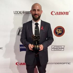 Society Of Camera Operators announces winners