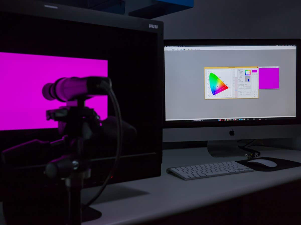 Level playing field… Flanders Scientific Inc uses LightSpace CMS to calibrate all of its FSI displays