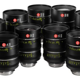 Leica Thalia: New Lenses for Big Picture Cinematography
