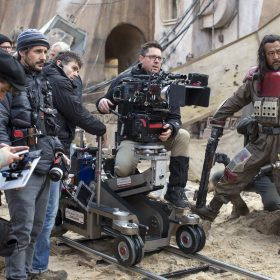 Greig Fraser ACS ASC used Outsight Sky LEDs on Rogue One