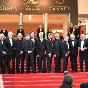 Re-live the Cannes Festival 70th Anniversary evening