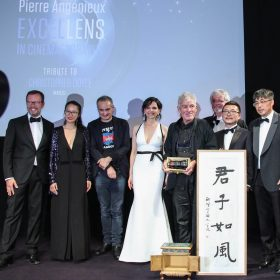 'Pierre Angénieux ExcelLens in Cinematography' Goes To Christopher Doyle