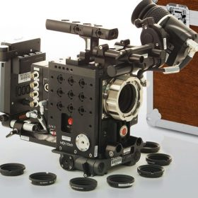 Movietech introduce RED Epic Dragon 6K accessory rig