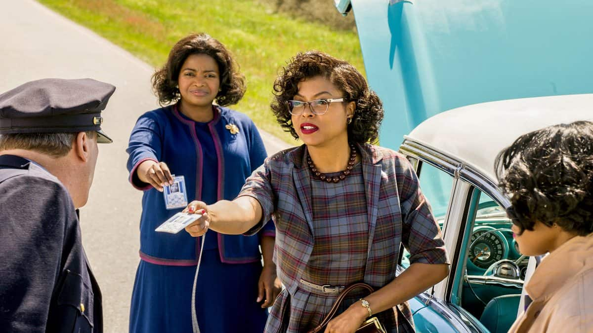 <em>Hidden Figures</em> was a personal favourite film from last year