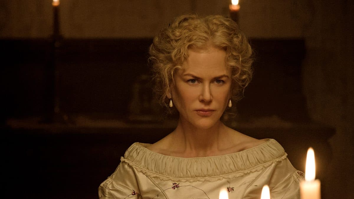 Best director... Sofia Coppola won for <em>The Beguiled</em>, whilst Nicole Kidman got the special 70th Anniversary Prize