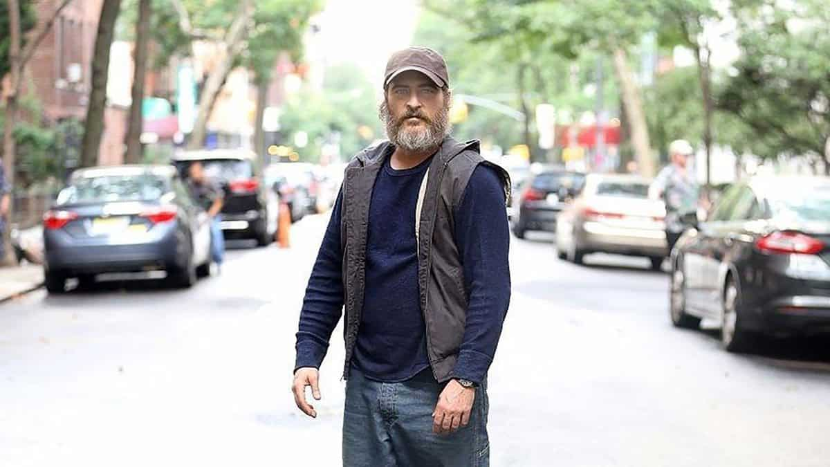 Double winner… British director Lynne Ramsay's <em>You Were Never Really Here</em> picked up two awards