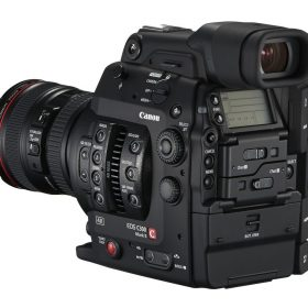 Canon broadcast cameras go behind the scenes of the NHS for Hospital