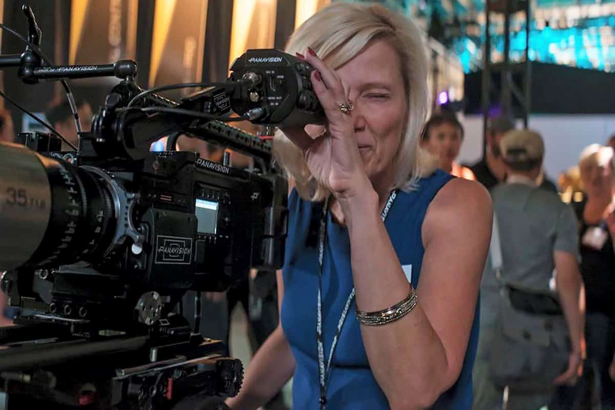 Kim Snyder, Panavision CEO remains focussed