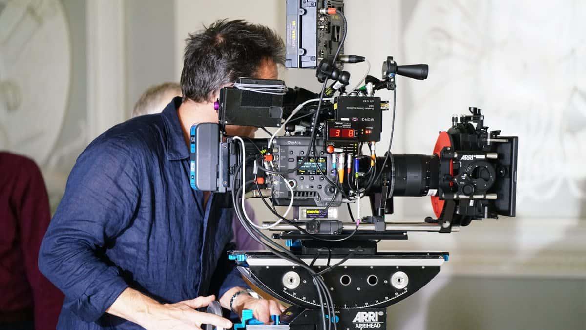 Sony Unveils Venice British Cinematographer