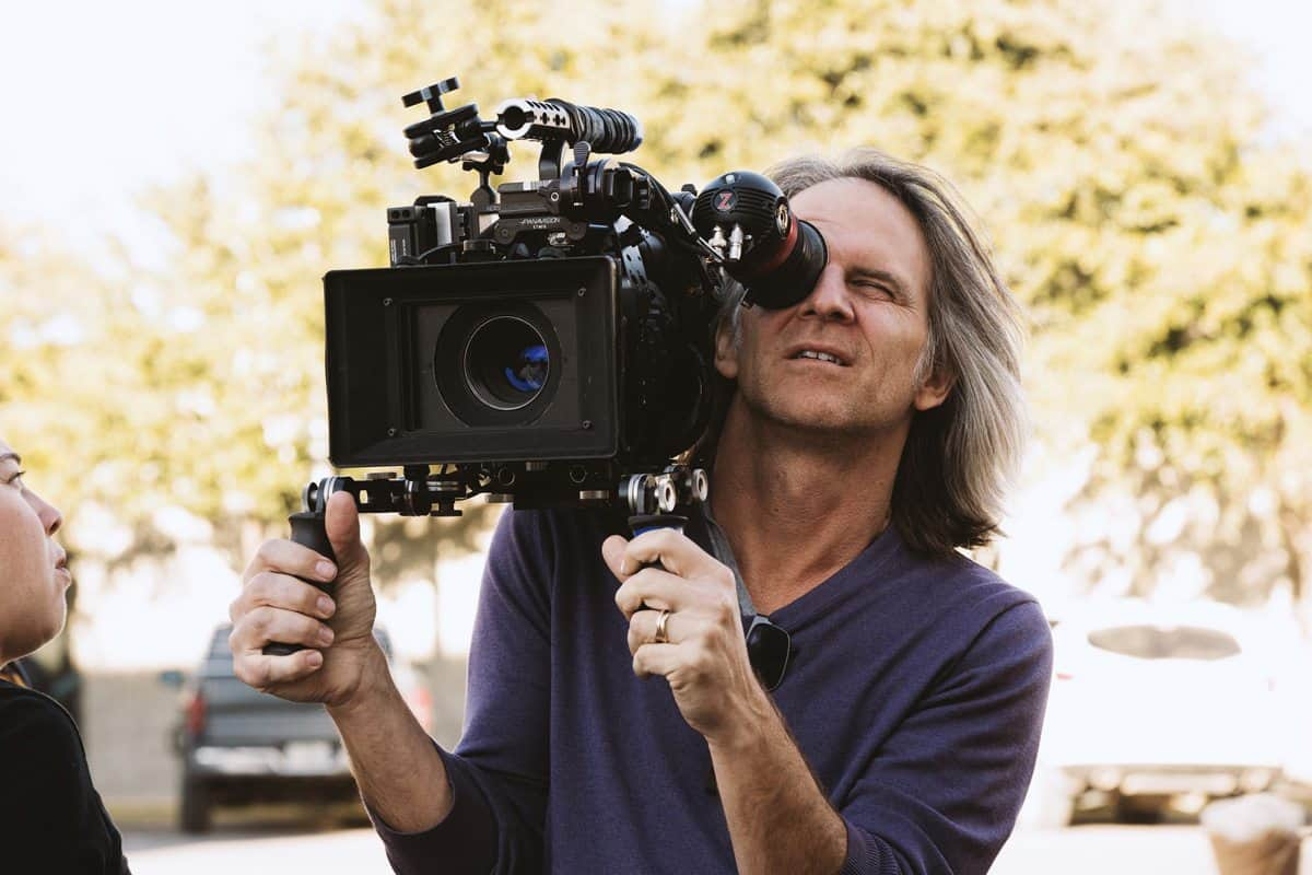 DP Jim Frohna, nominated in the Outstanding Cinematography for a Single-Camera Series (Half-Hour) category, for <em>Transparent</em>