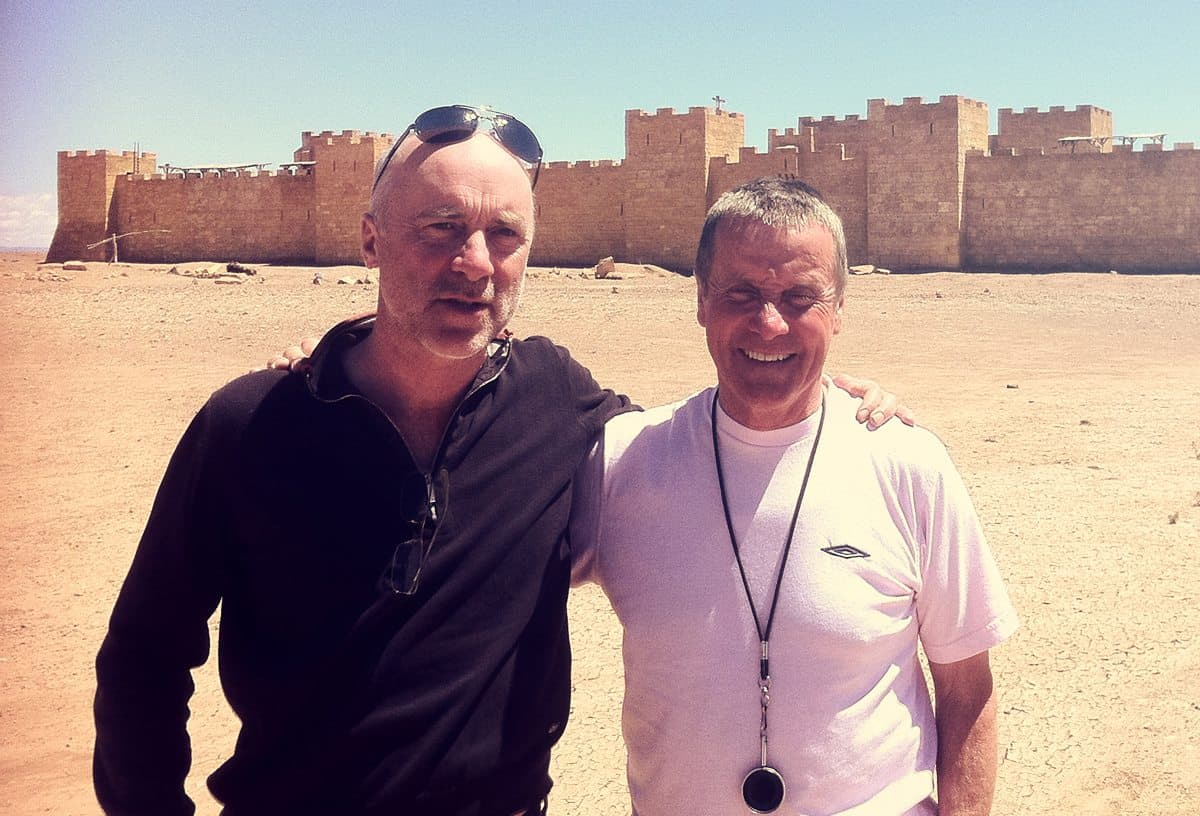 With John Mathieson BSC on Ridley Scott's <em>Kingdom of Heaven</em>