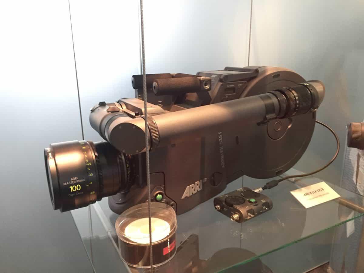 Roger Deakins' favourite film camera