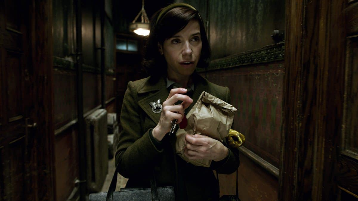 <em>The Shape Of Water</em>, lensed by Dan Laustsen, is creating buzz for the 2018 Oscars
