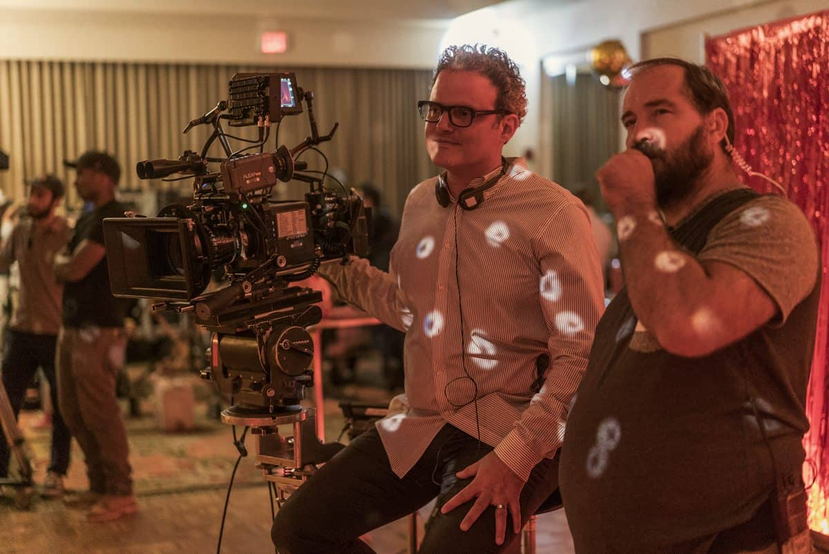 DP Sam Levy and gaffer Jerry Mundy on <em>Lady Bird</em>