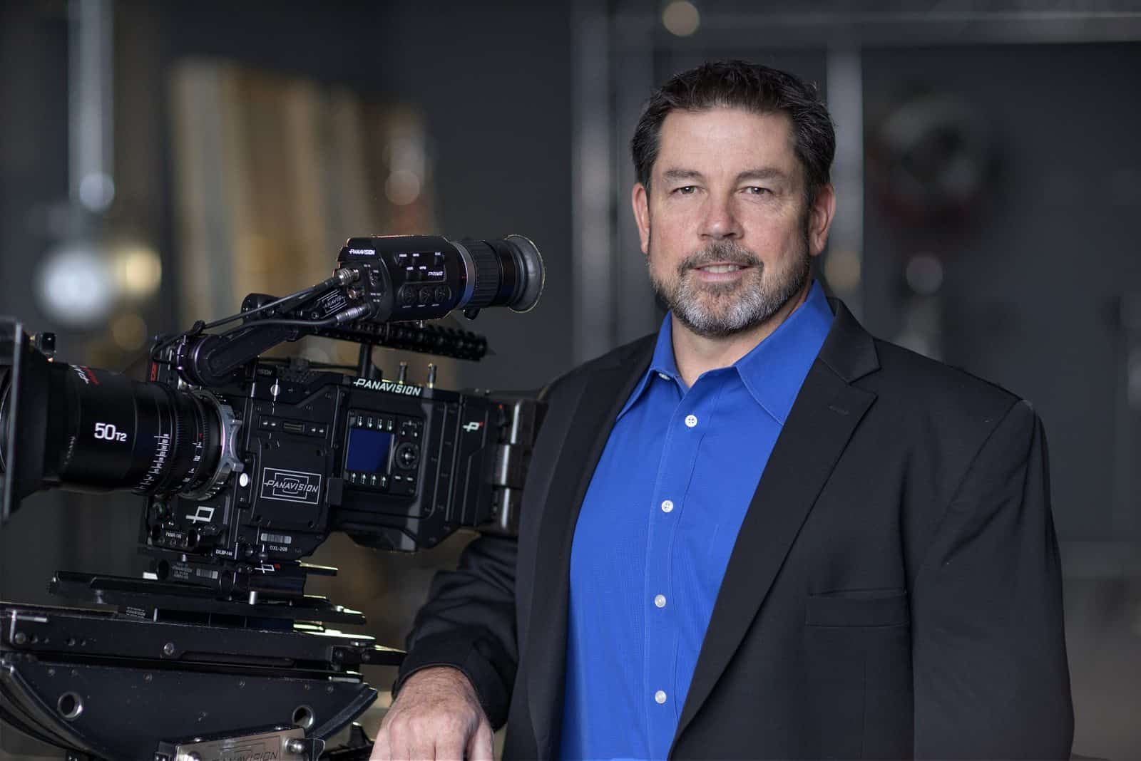 VP and general manager of Panavision Hollywood, Dan Hammond