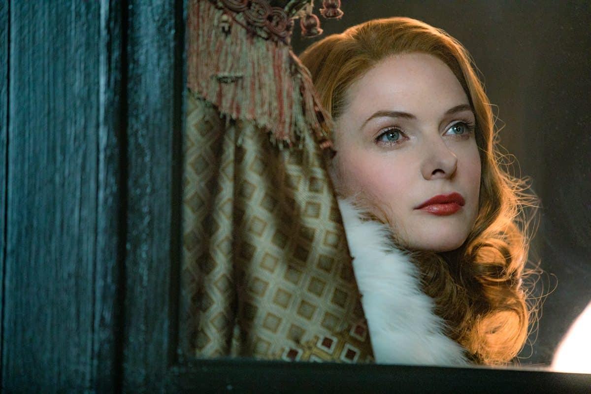 "Rebecca Ferguson stars as Jenny Lind - ""The Swedish Nightingale"""