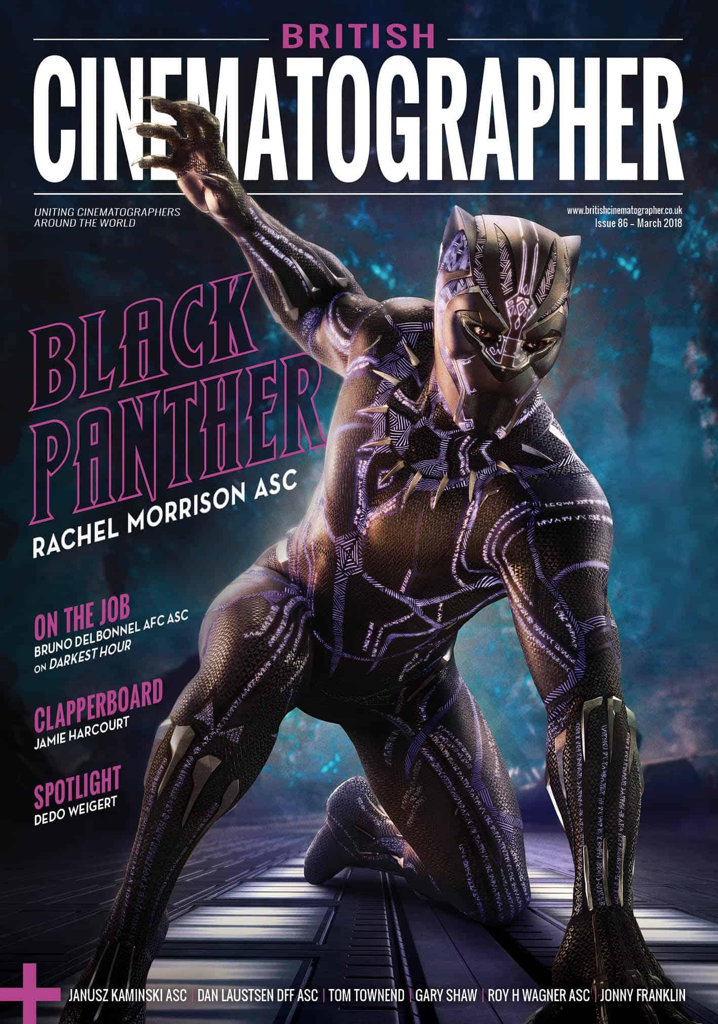 BC86 Black Panther