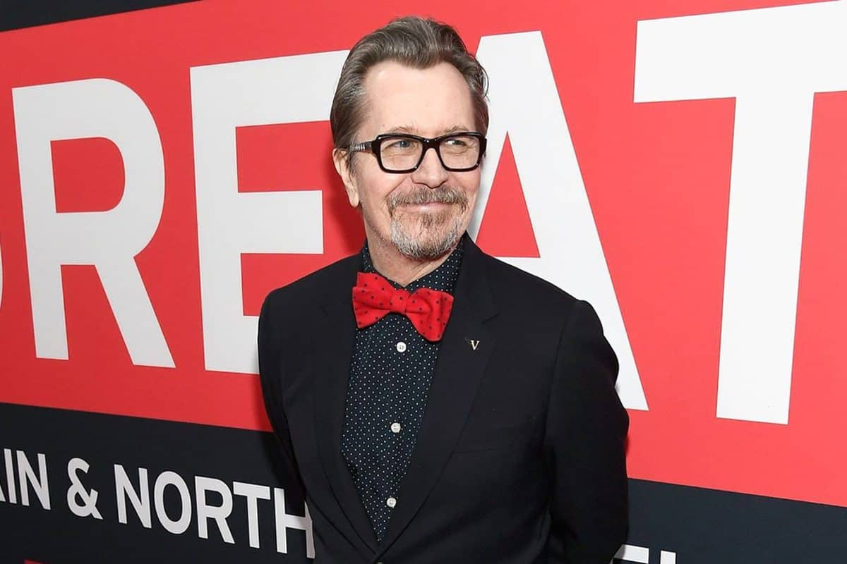 Gary Oldman was present at 'Film Is Great', held in L.A.'s British Consulate. <br>Credit: Getty Images for the Great Britain campaign