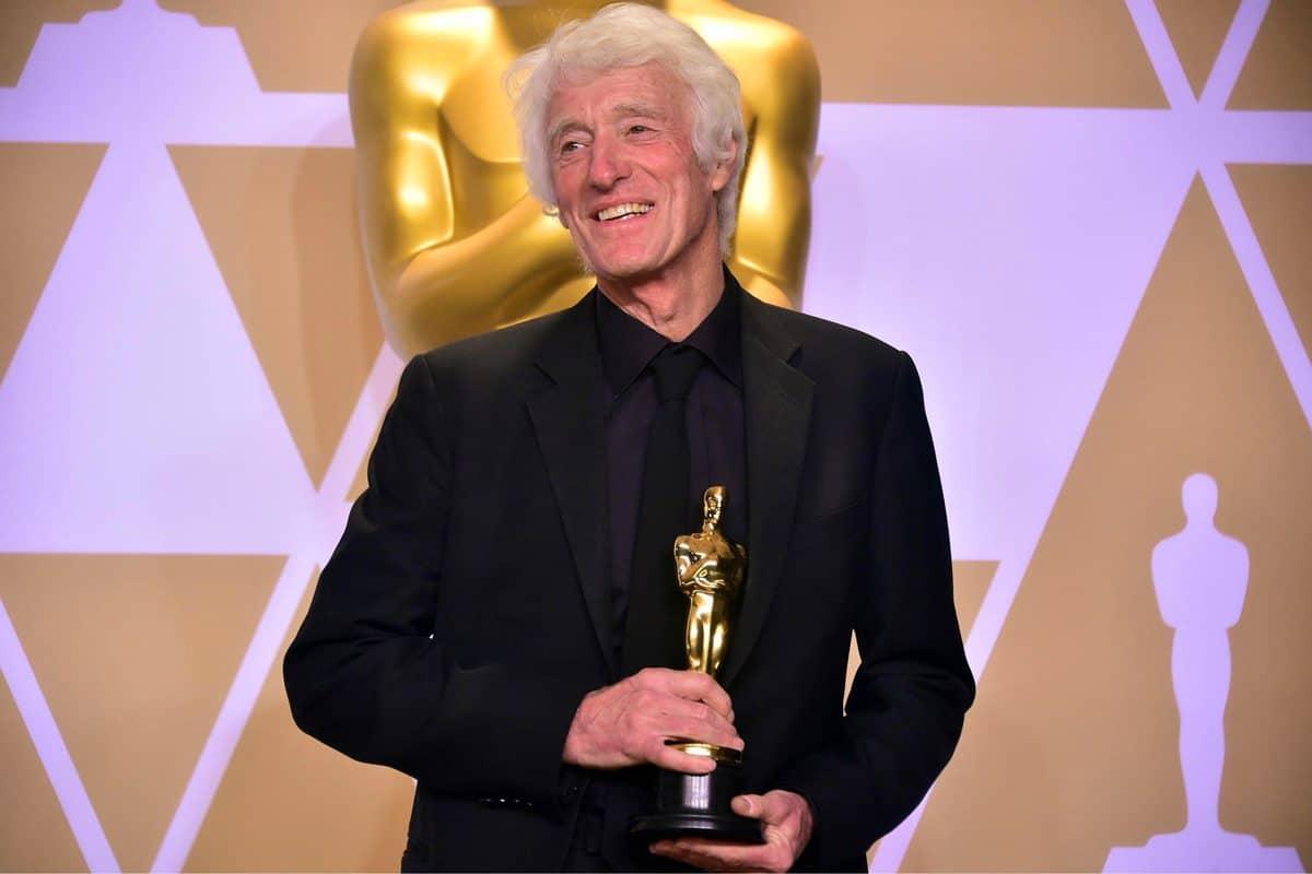 Roger Deakins receives the Oscar® for <em>Blade Runner 2049</em>