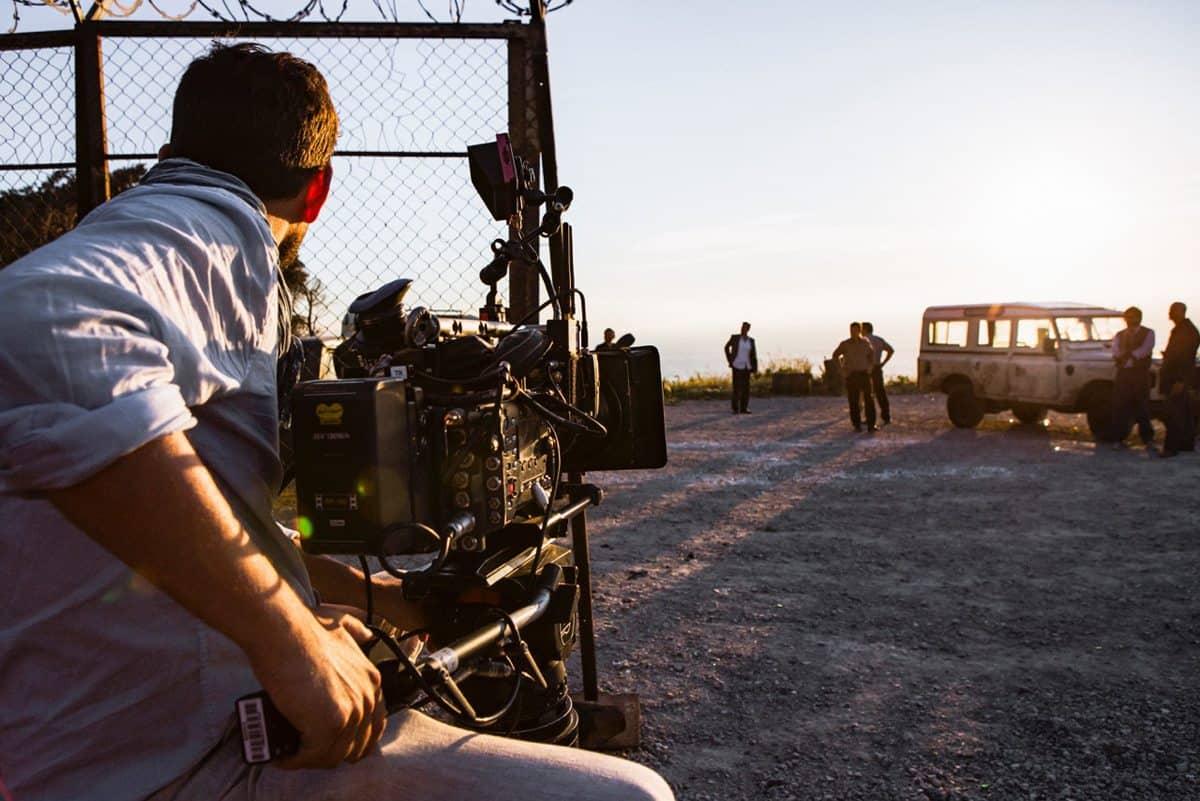 Björn Charpentier SBC / Beirut - British Cinematographer