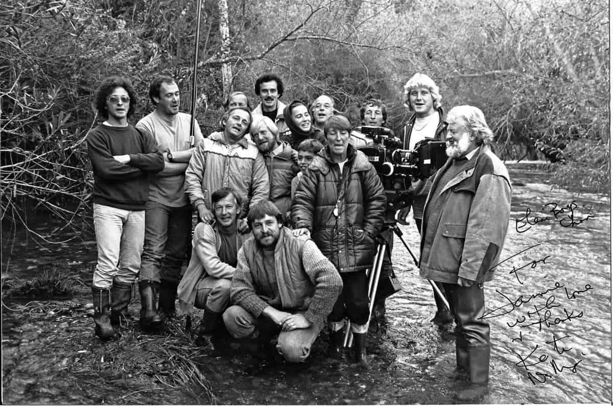 1984... <em>Eleni</em> in the hills behind Estapona, Spain
