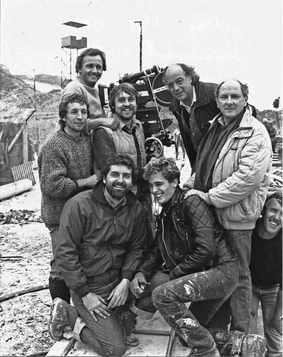 1984... <em>Gulag</em> at Rickmansworth Quarry
