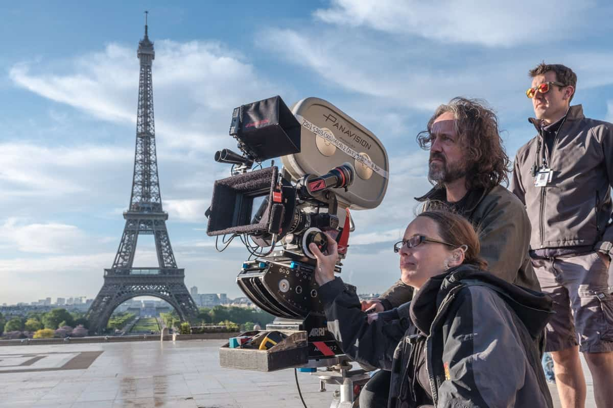 Director of Photography Rob Hardy on the set of MISSION: IMPOSSIBLE - FALLOUT from Paramount Pictures and Skydance.