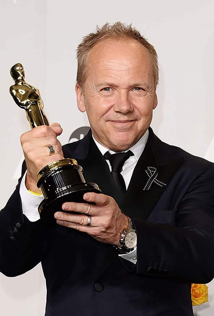 Glenn won the 2014 Best Sound Editing Academy Award for his work on <em>Gravity</em> (2013)