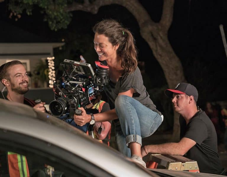 Polly Morgan BSC adopts Panasonic VariCam for Netflix's drama <em>6 Balloons</em>